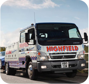 Vehicle Recovery, Repairs, Servicing & MOT - Highfield Garage and Recovery Limited